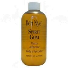 Ben Nye Spirit Gum Matte Adhesive 8 fl oz