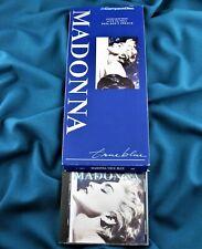 MADONNA RARE TRUE BLUE LONG BOX CD LONGBOX US 1986