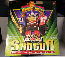 (lot 282) Bandai 2490 Mighty Morphin Power Rangers Deluxe Shogun Megazord