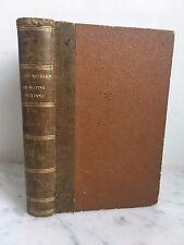 Paul de Musset Le maitre Inconnu Paris Librairie Nouvelle 1860