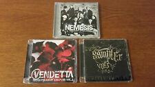 Bushido CD Alben Ersguterjunge Sampler 1 2 3 Vendetta Nemesis