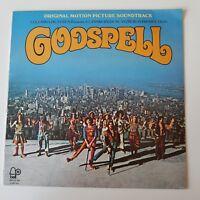 Godspell Vinyl LP Record Album Original Soundtrack Souvenir Programme EX+/NM