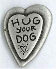 25mm Hug Your Dog Button
