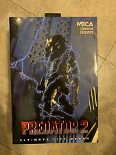 NECA 2020 SDCC Convention Exclusive Predator 2 Ultimate City Demon IN HAND MINT!
