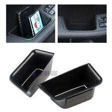 2x For Porsche Macan 14-16 Car Front Door Glove Box Storage Container Box Holder