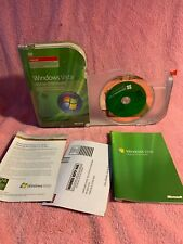Microsoft Windows Vista Home Premium Upgrade DVD