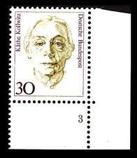 BUND Frauen   30 Pf** postfrisch, Mi. 1488, Eckrand u.r. Formnummer 3