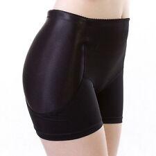 NEU Damen gepolstert Slip Fest Sponge Hip Enhancer Gesäß Formgeber Unterhosen da