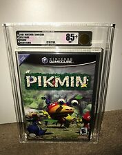Pikmin VGA 85+ GOLD! BLACK LABEL! RARE CLASSIC! Nintendo GameCube/Wii (2001)