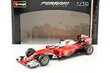 S.Vettel Ferrari SF16-H #5 Fórmula 1 2016 Ray-Ban 1:18 Bburago Edición Especial