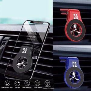 2 in 1 Magnetic Car phone Holder Car Air Freshener Air Vent Mount Car Holder