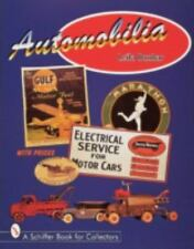 Automobilia with Prices - Signs, Oil Cans, Station Displays, Pinbacks, Iron Toys