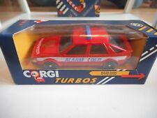 "Corgi Toyota Saab 9000 ""Brandweer"" in Red in Box"