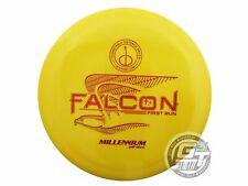 New Millennium Standard Falcon 167g Yellow Red Foil Distance Driver Golf Disc