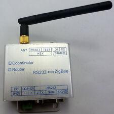 2.4G 1km Long Distance UART RS232 Data Radio Modem Wireless Module CC2530 ZigBee