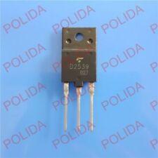 5PCS Transistor TOSHIBA TO-3PF 2SD2539 D2539