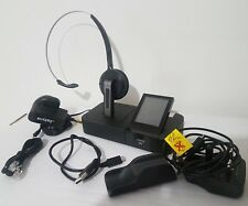 Jabra Go 6470 Silver/Black Ear-hook Headsets for Multi-Platform 6470-15-207-502