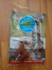 EAGLEMOSS DISNEY ANIMAL WORLD FIGURE + BOOK SERIES ISSUE 48 - STELLA THE IMPALA