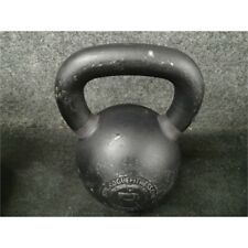 Rogue Fitness 44lb Kettlebell Cast Iron Black with Black Highlights 20kg*