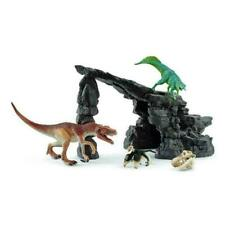 Schleich Dino Set with Cave Playset - 41461