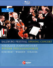 Salzburg Festival Opening Concert, 2009 [Blu-ray], New DVDs