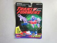 Transformers Robots in Disguise Autobot DOUBLE CLUTCH GO-BOTS NIP Hasbro 1994
