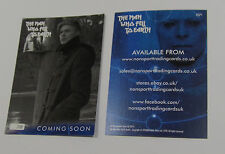 David Bowie The Man who fell to earth EXCLUSIVE rare un-numbered promo card
