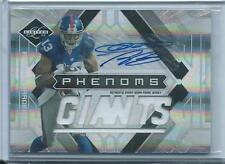 2009 Limited Ramses Barden Phenoms PRIME PATCH RELIC AUTO RC #221 108/149