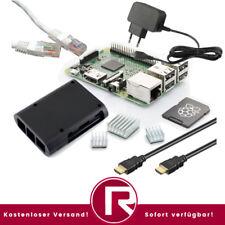Raspberry Pi 3 Set,Bundel,Starter,Kit,16GB,Hdmi,Kühlkörper,Lan Kabel