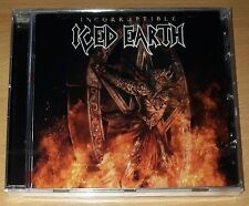 "Iced Earth ""Incorruptible"" CD (Heavy/Thrash Metal) US SANCTURAY BLIND GUARDIAN"