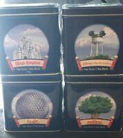 Disney Collectible large Empty Pin Tin