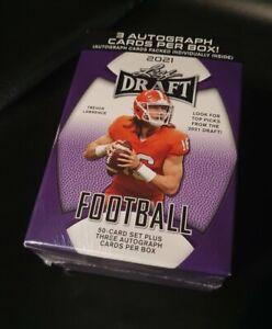 Football Trading Cards Leaf College Draft NFL 2021 Blaster Box
