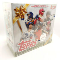 2020 Topps Holiday Mega Box - MLB Baseball - Walmart Exclusive SEALED & IN-HAND