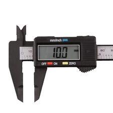 150mm 15.2cm LCD Digital Elektronik Carbon-faser Vernier Sattel Messschraube
