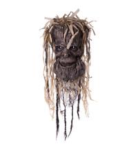 Halloween Haunted Tree Trunk Prop Light & Sound Decoration Animatronic Talking