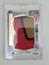 2015-16 ud premier mega patch-P.Kane 20/24 chest logo