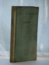 Cambridge County Geographies - SOMERSET 1st Edition 1909