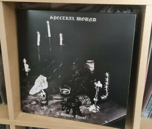 Spectral Wound – A Diabolic Thirst    black vinyl