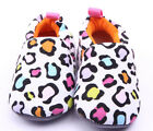 Baby Boy Girl Toddler Cotton Crib Shoes Soft Sole Infant Non-slip Boot Prewalker