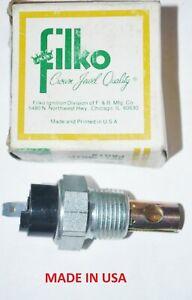 Coolant Temperature Light Switch BUICK CADILLAC CHEVROLET GMC OLDSMOBILE PONTIAC