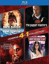 Deep Rising/The Puppet Masters/When a Stranger Calls/Happy Birthday to Me Horror