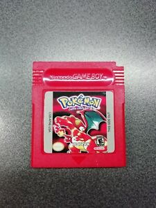 Pokémon Red Version - Nintendo Game Boy