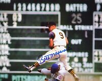 Bill Mazeroski Autographed Signed 8x10 Photo ( HOF Pirates ) REPRINT
