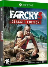 *NEW* Far Cry 3 Classic Edition (Xbox One, 2018) English,Russian