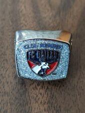 2016 FC Dallas US Open Championship & Supporter's Shield Winner Ring (Replica)