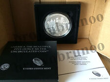 2016 P Harpers Ferry National Historical Park Uncirculated 5 oz Silver Coin 16AL