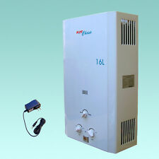 Brand New Lpg Propane Gas Tankless Water Heater 4.3Gpm / 16L