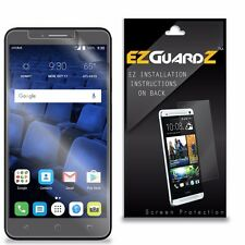 4X EZguardz NEW Screen Protector Cover 4X For Alcatel OneTouch Pixi Theatre
