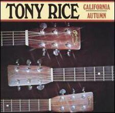 Tony Rice - California Autumn [New CD]