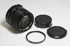 Canon New FD 85mm F/1.8 MF Lens Made In Japan